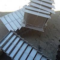 Сажатруска стальная 125×120мм