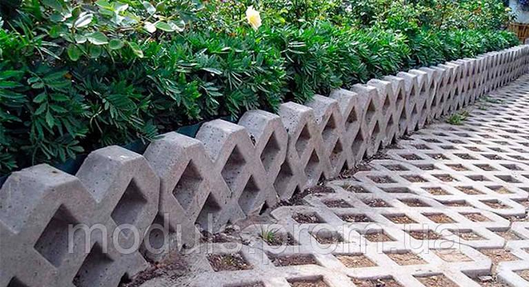 """Тротуарная плитка для дачи """"ЭКО -травница"""""""