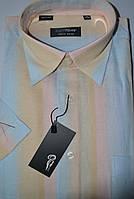 Рубашка с коротким рукавом 100% лен , фото 1