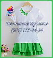 Яркие футболки и юбки с Вашим логотипом (от 50 шт.)
