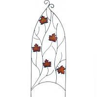Опора декоративная для вьющихся растений Engard Листья
