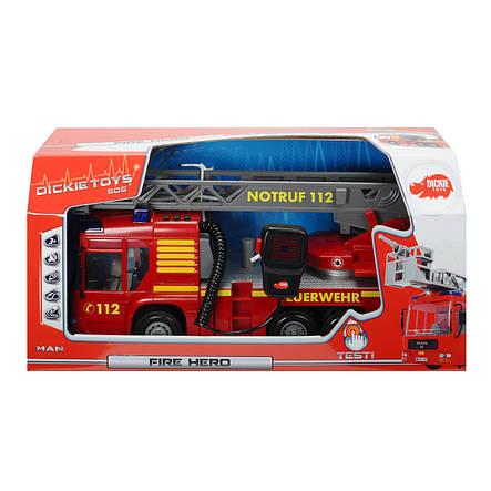 Пожарная автолестница, 43 см «Dickie Toys» (3716003), фото 2