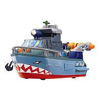 """Игрушечные машинки и техника «Dickie Toys» (3308365) военная лодка с батискафом """"Storm Unit"""", 33 см"""