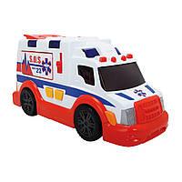 """Игрушечные машинки и техника «Dickie Toys» (3308360) скорая помощь """"Ambulance"""", 33 см"""