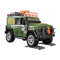 """Игрушечные машинки и техника «Dickie Toys» (3308366) патрульный внедорожник """"Outland Patrol"""", 34 см"""