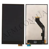 Дисплей (LCD) HTC 826 Desire Dual Sim с сенсором черный