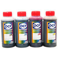 Комплект чернил OCP Canon iP4200/5200/6600D/MP500/800; BK797/C122/M122/Y122