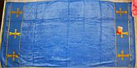 Крыжма полотенце для крещения младенца 140*70 см