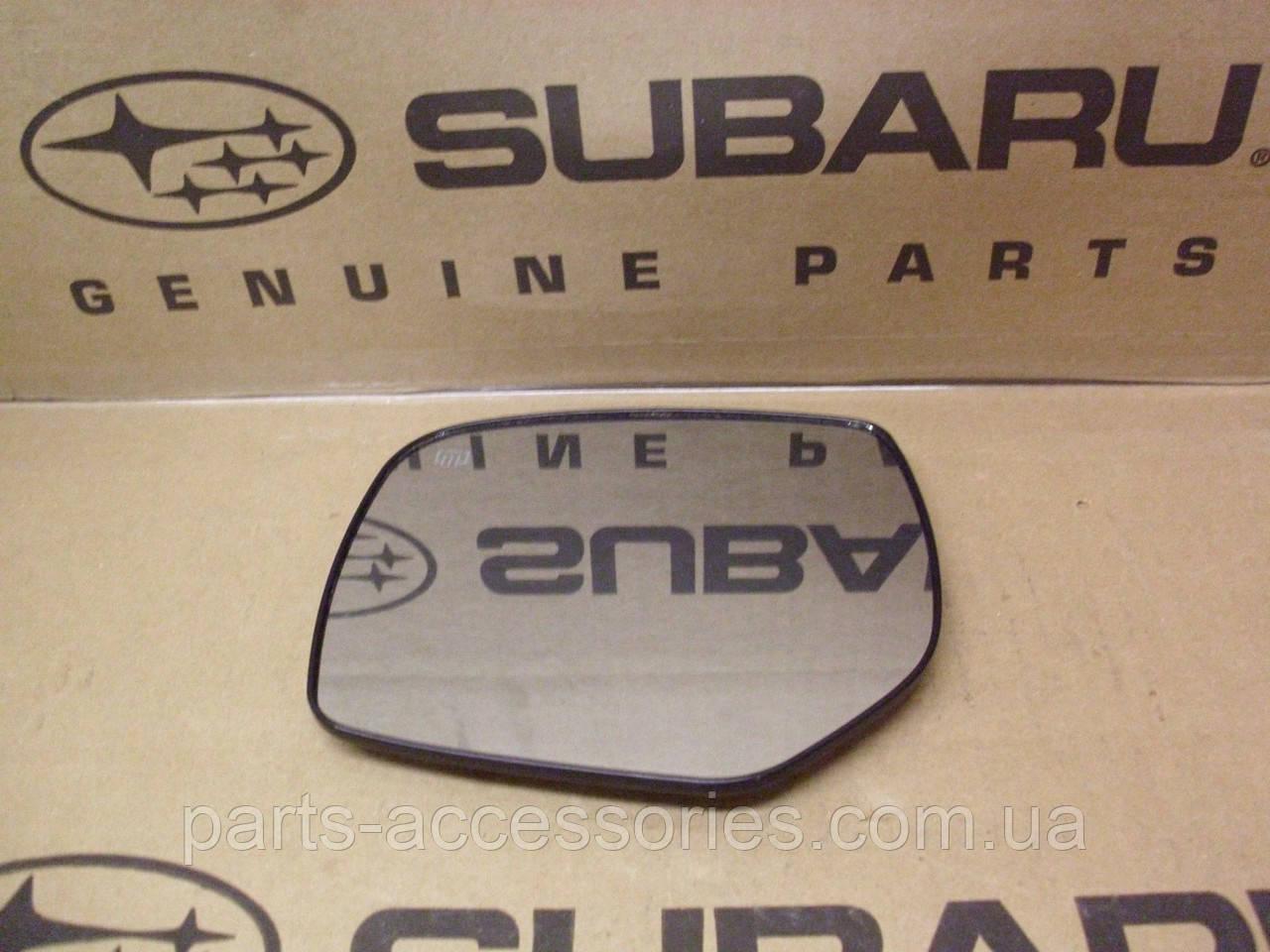 Subaru XV Crosstrek дзеркало ліве скляшка лівого дзеркала нова оригінал