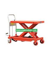 Подъемный гидравлический стол WP 750