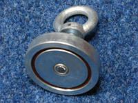 Поисковый магнит сила 160 кг, фото 1