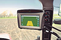 Установка курсоуказателя Trimble (Ez-Guide 250  / CFX-750 / FmX / TMX-2050)