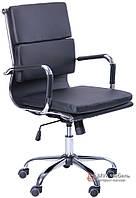 Кресло Слим-FX LB (мех. TL) (подушка черная)