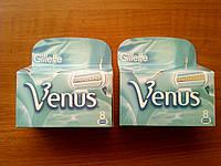 Лезвия для бритья Gillette Venus (8)  Распродажа со склада