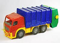 Пластиковая машина Орион Акрос мусоровоз