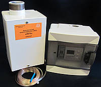 Электрический котел ЛУЧ 2 кВт, 220 В - отопление 28 кв.м