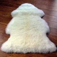 Коврик из натуральной овчины (меринос)