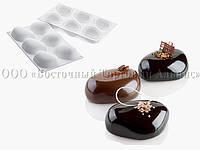 Форма для десертів Zen100 SILIKOMART