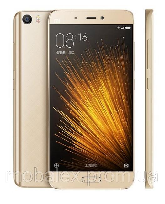 Xiaomi Mi5 Standard 3/32GB (Gold) 3мес., фото 1