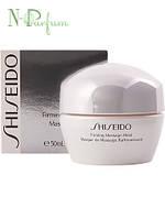 Маска массажная для улучшения упругости кожи Shiseido Firming Massage Mask 50 мл