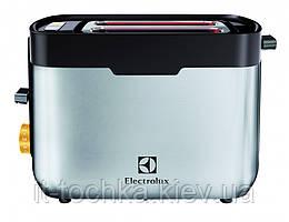 Тостер electrolux eat5300 металический