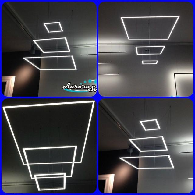 Светодиодные подвесные светильники