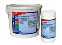 Препарат для регулирования уровня рН в воде PH-Regulator Plus (гранулят), 3 кг