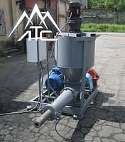 Оборудование для брикетирования древесного угля.