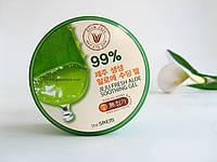 Многофункциональный гель с алое The Saem Jeju Fresh Aloe Soothing Gel