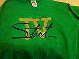 Рекламный текстиль футболки с логотипом, фото 2