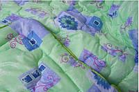 Одеяло полуторное 150х210, микрофибра, холлофайбер