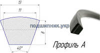 Ремень приводной клиновой -13/A 1150 Fenner/TOP DRIVE