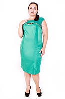 Коктейльное платье размер плюс Кокетка (48-54), фото 1