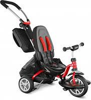 Велосипед детский трехколесный Puky CAT S6 Ceety цвет красный