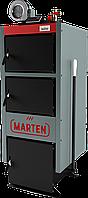 Твердотопливный котел длительного горения с автоматикой Marten Comfort MC-17/20/24/33/45/98