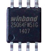Микросхема Winbond 25Q64FWSIG