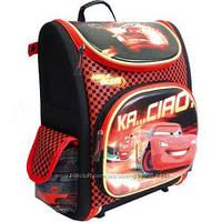 Рюкзак школьный Olli OL-3013-1С Cars красн/черн