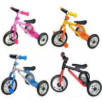 Детский Велосипед трехколесный Profi Trike M0688