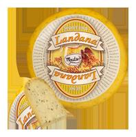 """Сыр «LANDANA» SENF  """"мягкая горчица"""""""