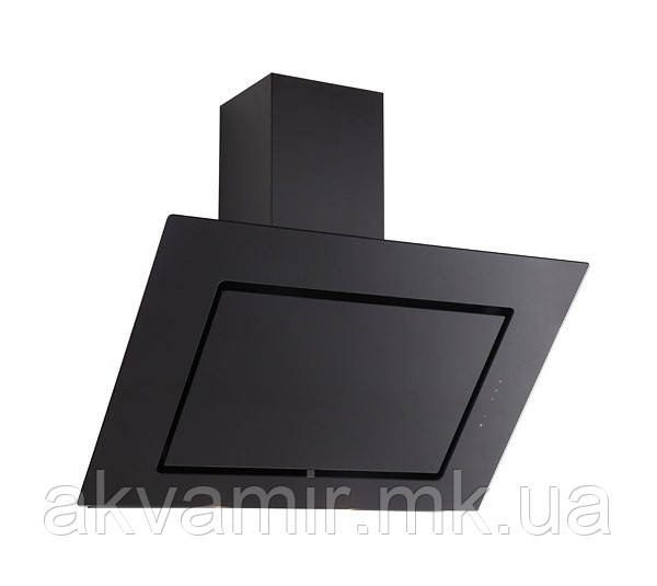 Витяжка Fabiano Aero 90 Black Silence+ (чорна) безшумна