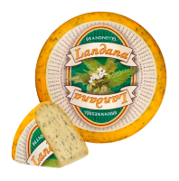 "Сыр «LANDANA» BRENNNESEL  ""кропива"""