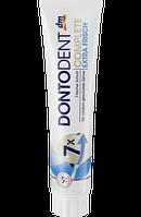 """Dontodent комплексная зубная паста """"Экстра свежесть"""" 125 мл"""
