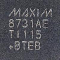 Микросхема Maxim MAX8731AE