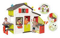 Игровой домик с кухней Smoby 810201, фото 1