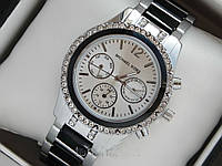 Часы Mihael Kors серебро