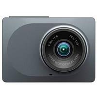 Видеорегистратор Xiaomi Yi Smart Car International Edition Super HD Gray  (Car DVR Grey)