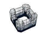 Модульные торговые островки тип4, фото 4