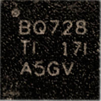 Микросхема Texas Instruments BQ24728 (BQ728, BQ28)