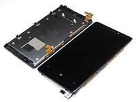 Дисплей Nokia X с сенсорным экраном Black оригинальный