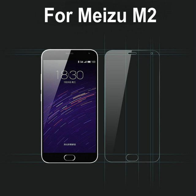Противоударное стекло Tempered Glass для Meizu M2 mini
